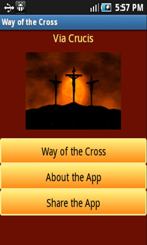 Free Way of the Cross Android App