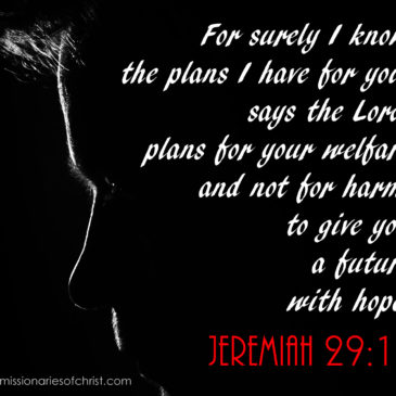 God Has Plans for Us