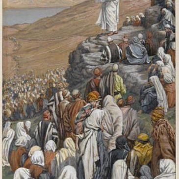 Sunday Gospel – February 12, 2017