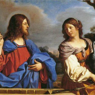 Sunday Gospel – March 19, 2017