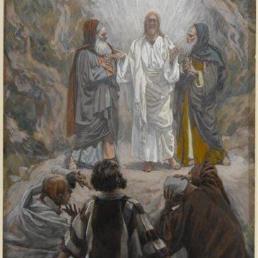 Sunday Gospel – March 12, 2017